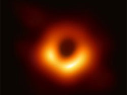 Фото: Event Horizon Telescope collaboration et al.