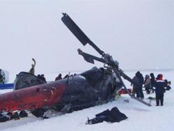 Птичкопад продолжен: СК рассказал о версиях крушения Ми-8 на Ямале